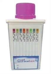 SalivaScreen - 5 Oral Fluids Drug Test