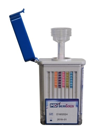 SalivaScreen - 6 Oral Fluids Drug Test