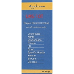 10 Parameter Urine Reagent Strips URS-10